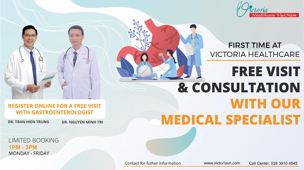 FREE VISITS AND CONSULTATIONS FOR ABDOMINAL AND DIGESTIVE DISEASES