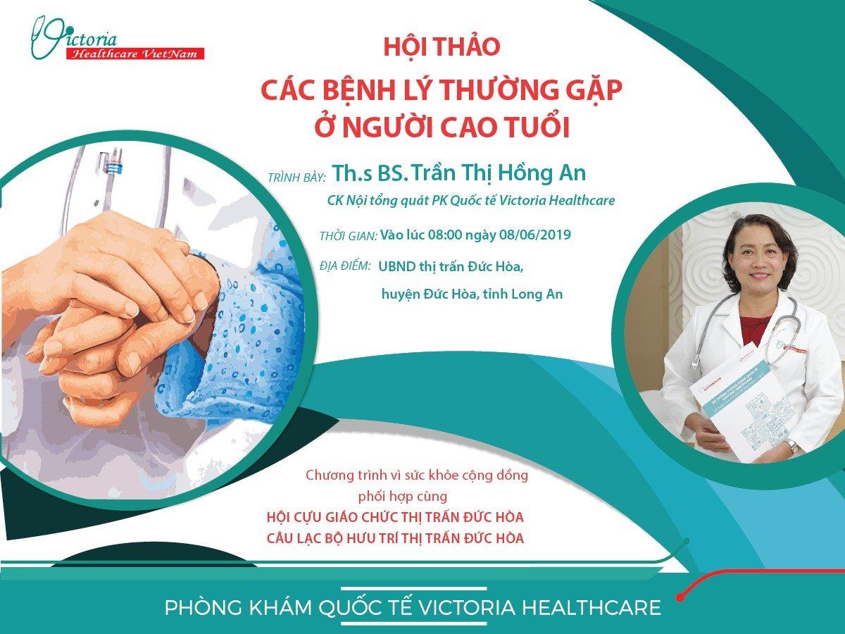 Trang Chủ - Phòng khám Quốc tế Victoria Healthcare